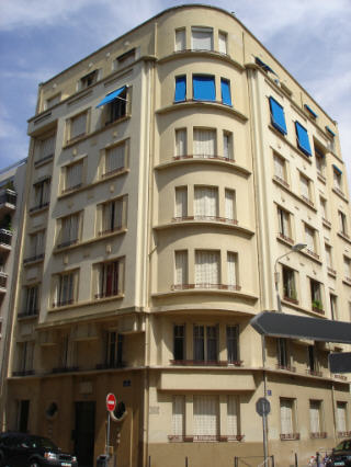 Duguesclin façade