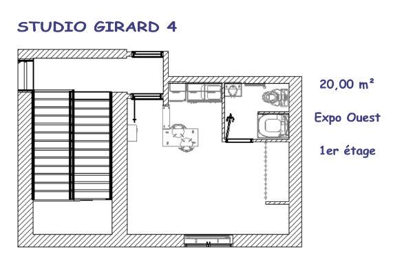 Girard 4 plan logt